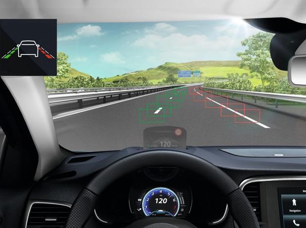 Permitir que a tecnologia do seu veículo o ajude