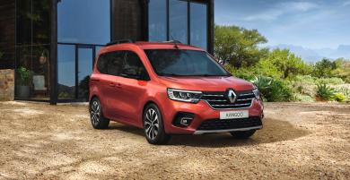 Novo Renault Kangoo