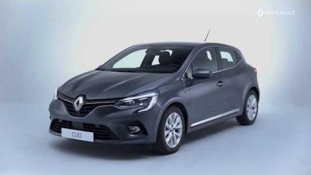 EXPLORE O DESIGN EXTERIOR DO NOVO RENAULT CLIO
