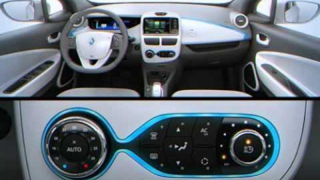 ZOE - CLIO : Ar condicionado automático